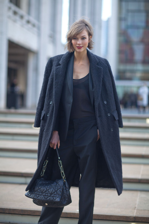 What's your take on: long coats?