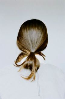 low-loop-ponytail